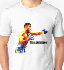 Vasyl Lomachenko: No Mas Unisex T-Shirt