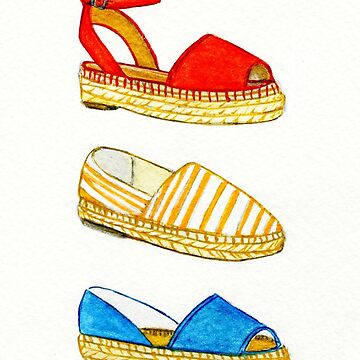 Espadrilles by allybdesign