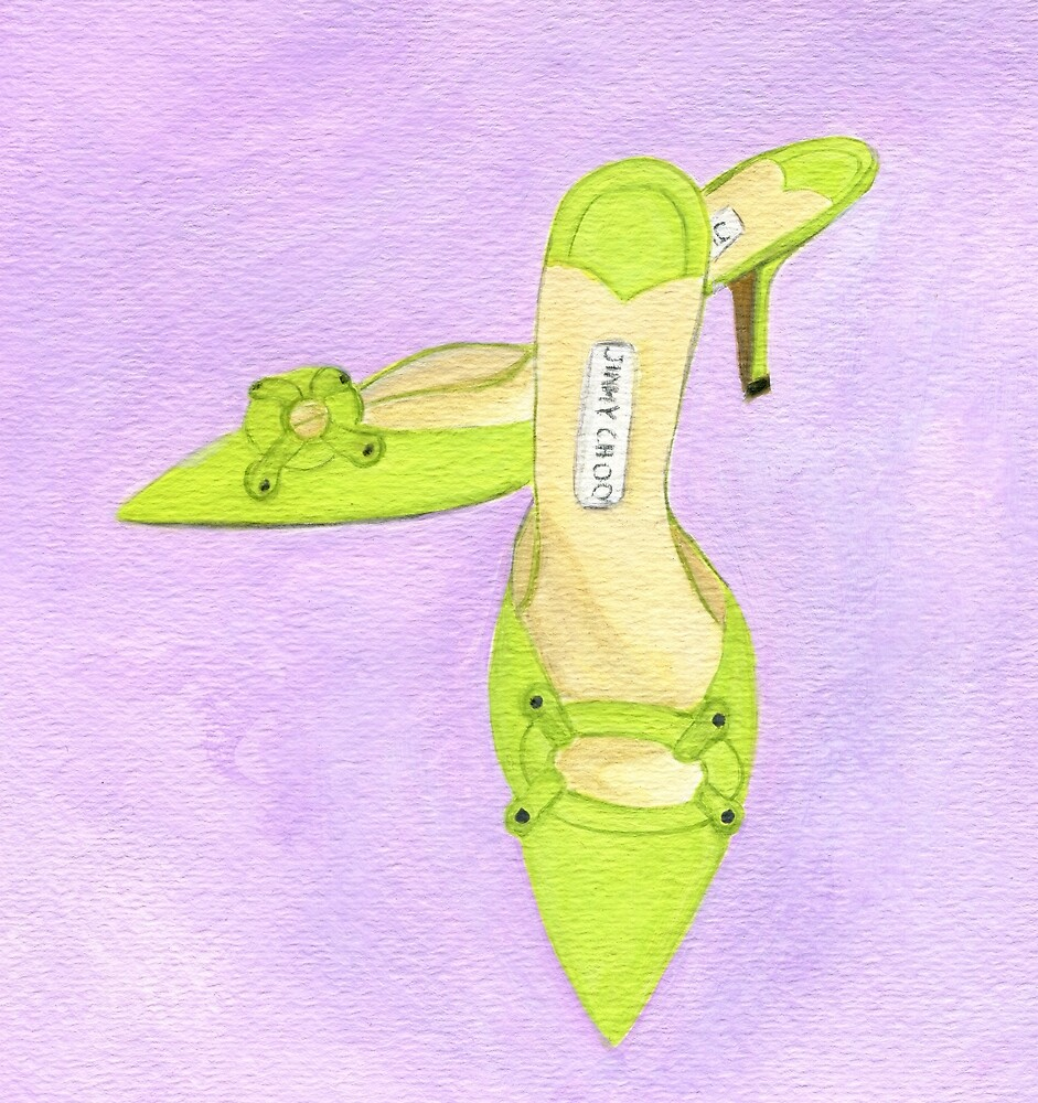 Jimmy Shoes by allybdesign