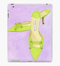 Jimmy Shoes iPad Case/Skin