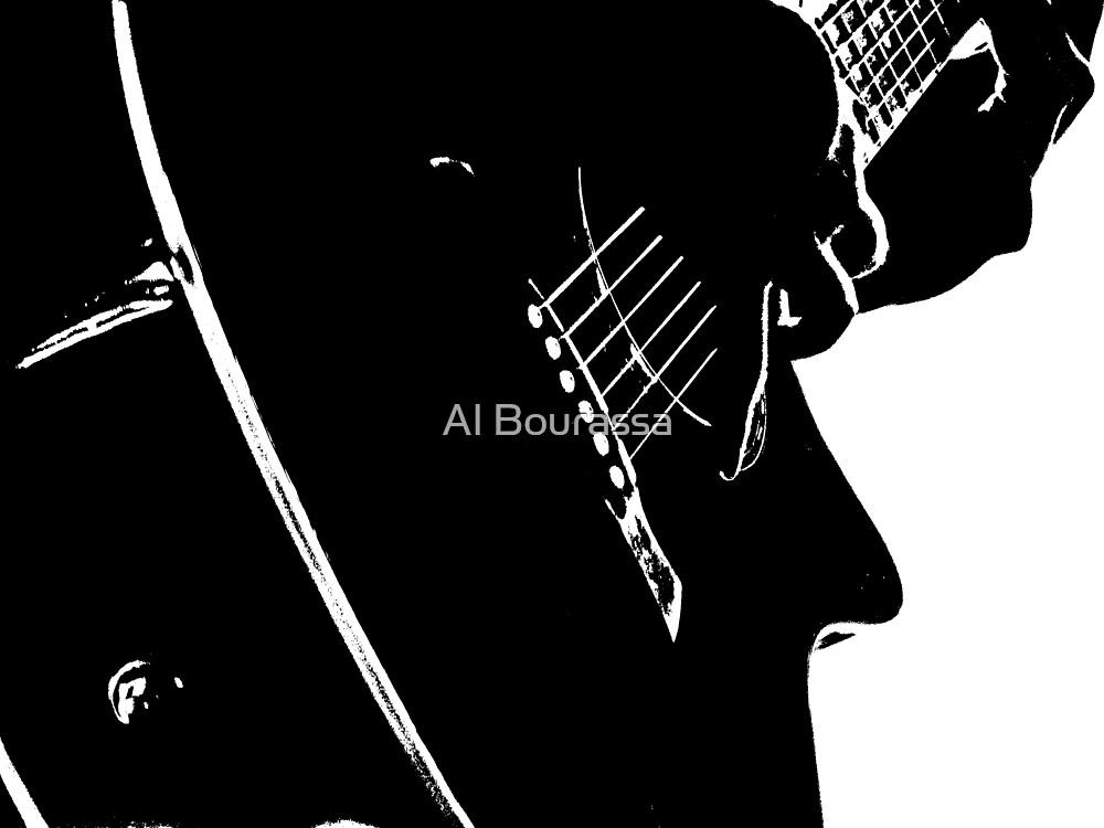 Pickin' by Al Bourassa