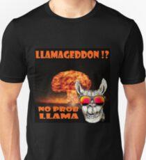 Llama Armageddon Unisex T-Shirt