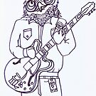 Owl wise by Caroline Munday