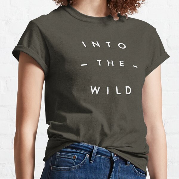 Wild-Free Cool Arrows Design Womens T-Shirt
