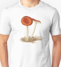 Agaricales sp. 01 by Dorothy Noble  Unisex T-Shirt