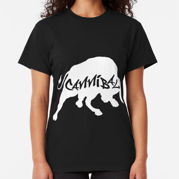 Cannibal Ox - White Classic T-Shirt