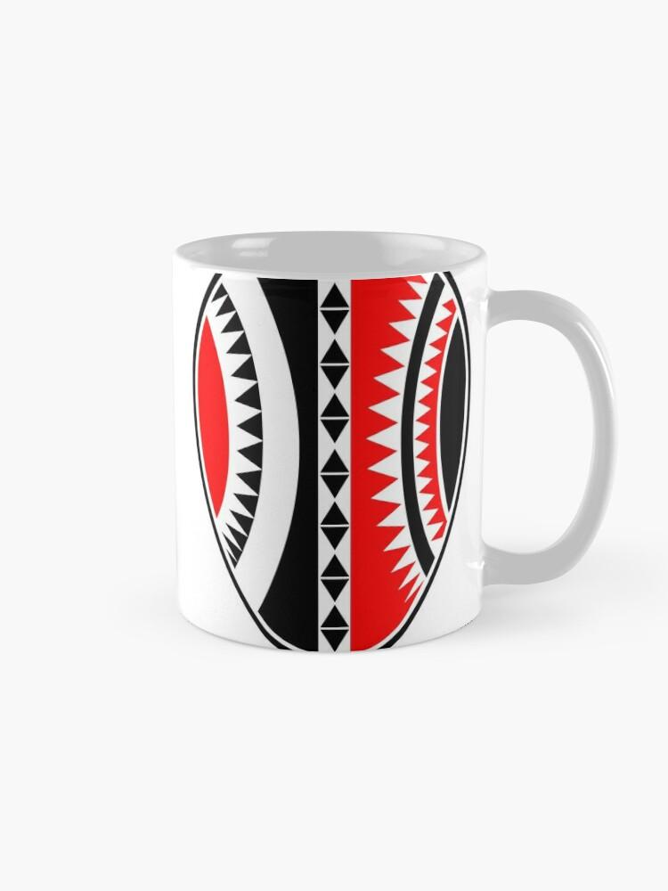 Maasai Warrior Shield | Mug
