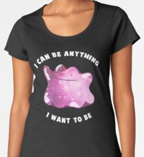 Dito Pokemon Inspiration Frauen Premium T-Shirts