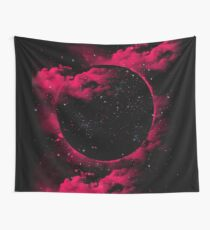 Black Hole Wall Tapestry