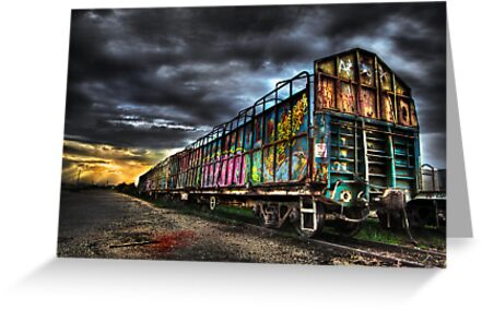 End of the Line by Ben Ryan