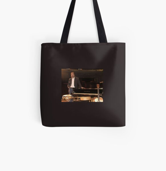 Tony DuPuis Theater Stage Pic All Over Print Tote Bag