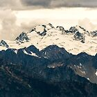 Glaciers in the North Cascades by Brent Olson