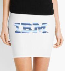 IBM Logo Mini Skirt