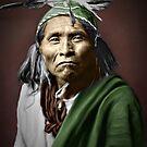 Apache Indian by Kurt  Tutschek