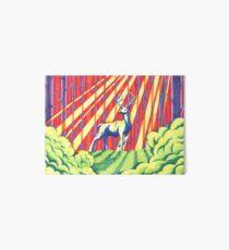 The Rainbow Forest Art Board