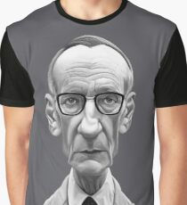 William Burroughs Graphic T-Shirt