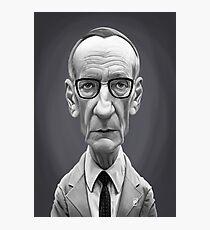 William Burroughs Photographic Print