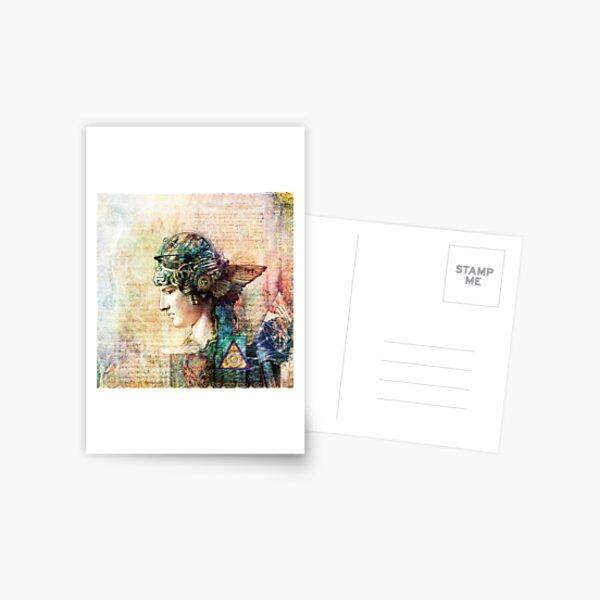 knowledge lost Postcard
