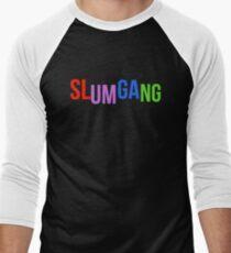 SLUMGANG Men's Baseball ¾ T-Shirt