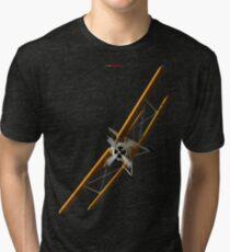 Plane & Simple - Antonov An-2 VH-CCE Design Tri-blend T-Shirt