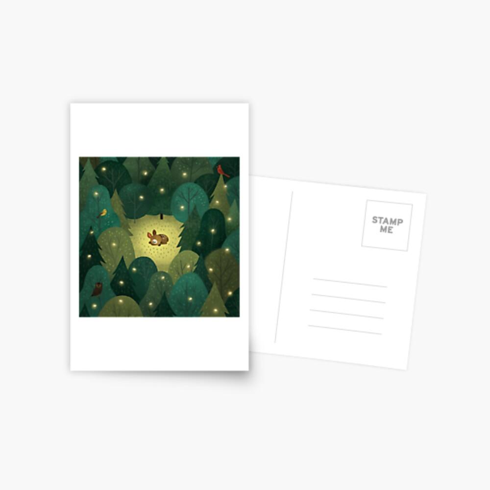 Baby Fawn Postcard