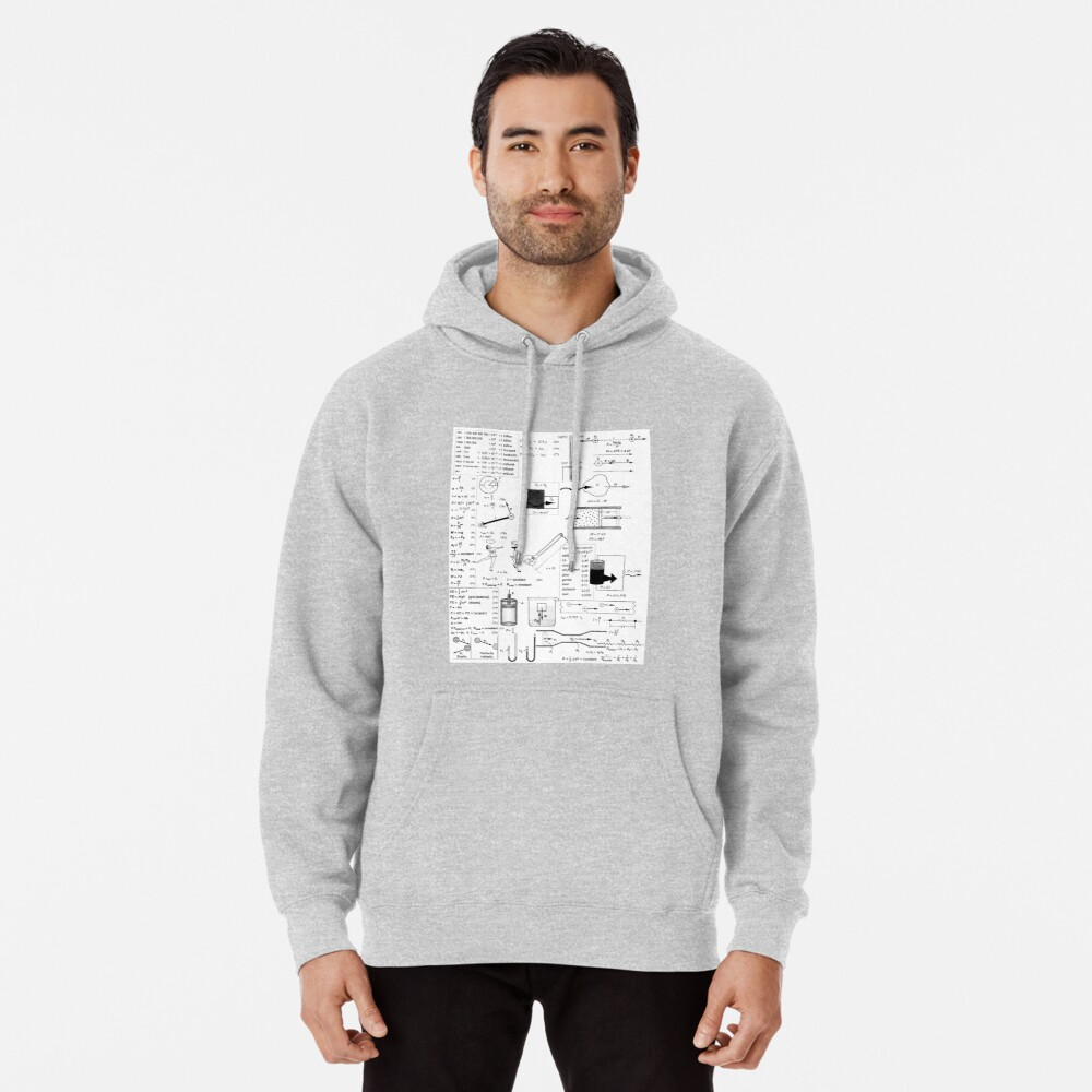 General Physics Formula Set, ssrco,mhoodie,mens,heather_grey,front,square_three_quarter,x1000-bg,f8f8f8