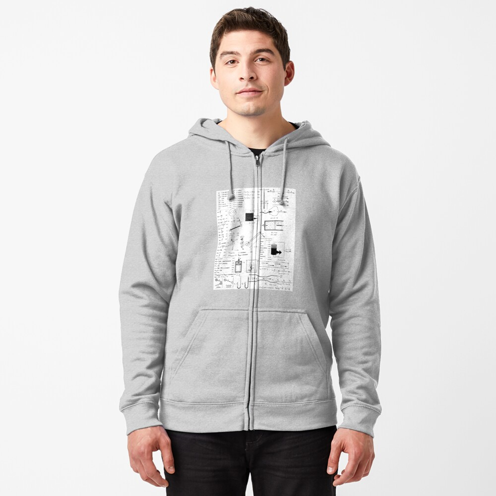 General Physics Formula Set, ssrco,mhoodiez,mens,heather_grey,front,square_three_quarter,1000x1000-bg,f8f8f8