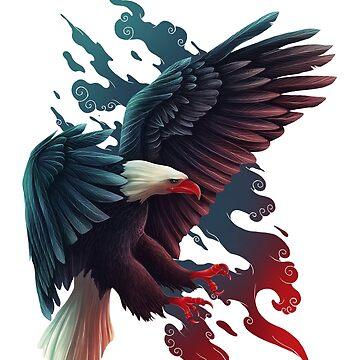 Iron Eagle by opawapo