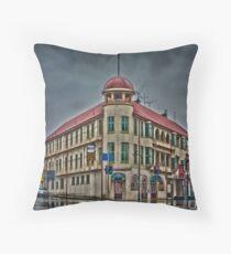 The Timaru Hydro Throw Pillow