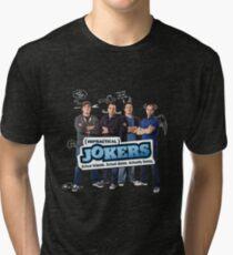 Impractical Sal James Tri-blend T-Shirt