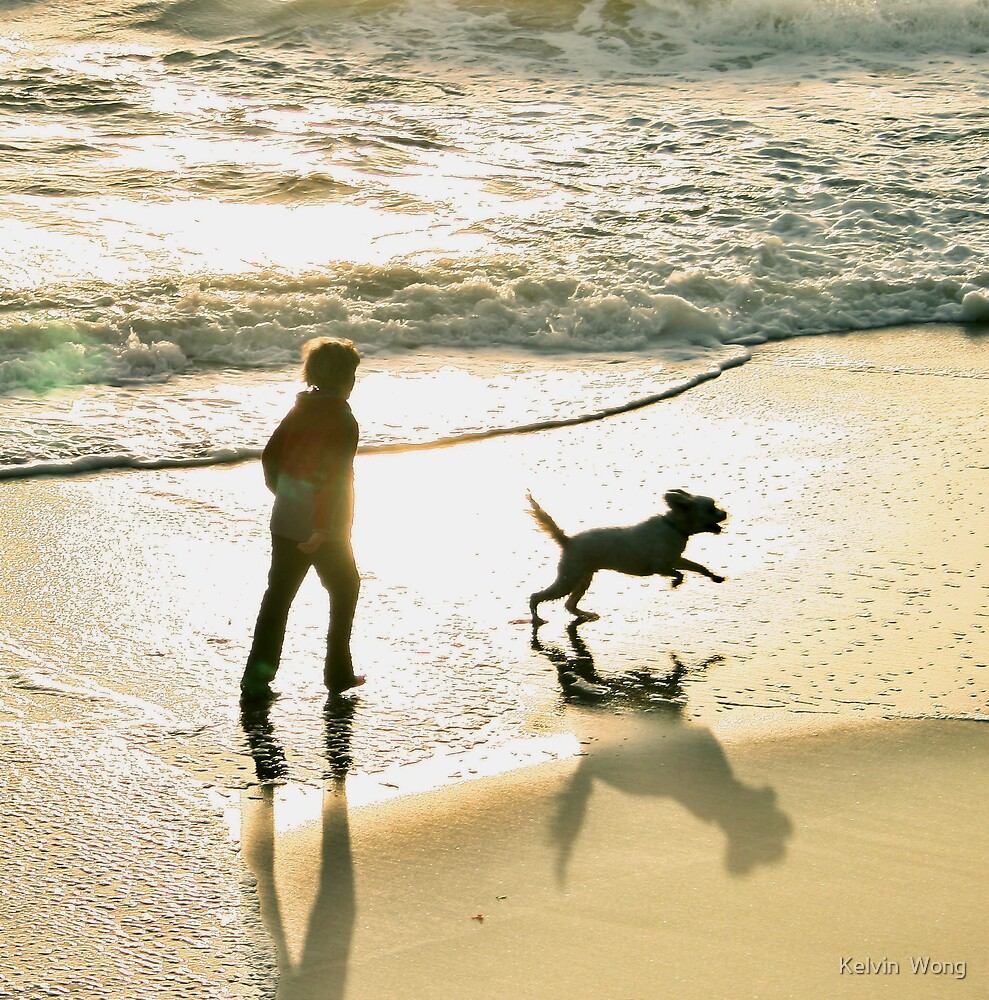 Wonderful Time by Kelvin  Wong