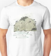 Hibernatur Slim Fit T-Shirt