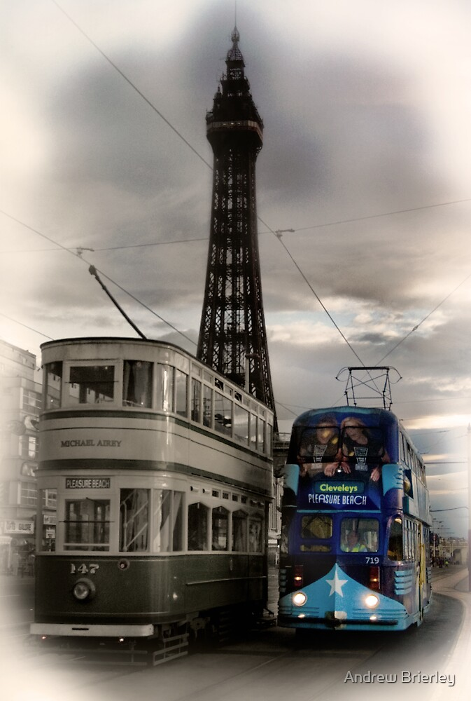 New and Old by Andrew Brierley
