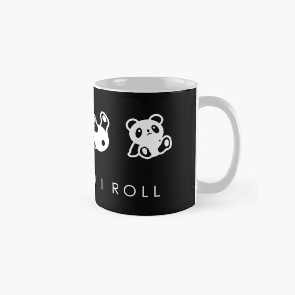 THIS IS HOW I ROLL Classic Mug