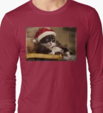 Tis the season for Trouble Long Sleeve T-Shirt