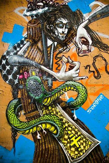 el arte de la calle by Pinhead Industries