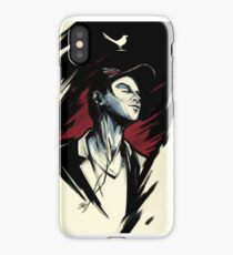 The Thieving Magpie iPhone Case