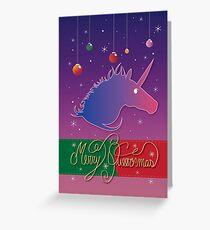 Merry Queermas - Version 3 Greeting Card