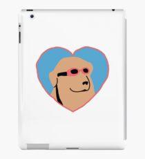 goggles doggo iPad Case/Skin
