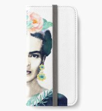 Watercolor Frida Kahlo  iPhone Wallet/Case/Skin