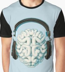 Mind Music Connection Graphic T-Shirt