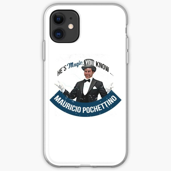 He's MAGIC, You Know iPhone Soft Case