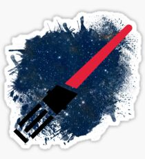 Lightsaber Sticker