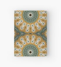 Grandma's knitted squares. Hardcover Journal