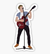 Guitar Niall Sticker