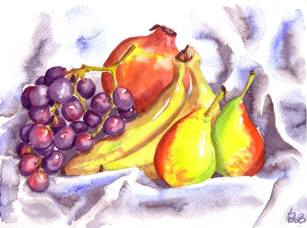 Fruit by shiro