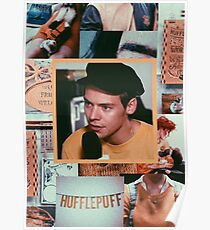 Harry Styles collage Poster