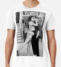 Zack & Kelly BW Premium T-Shirt