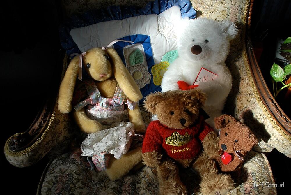 toys or memories by Jeff stroud