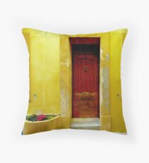 Doorway Throw Pillow
